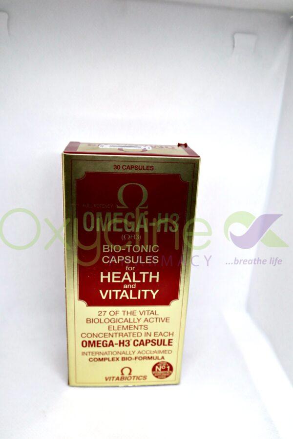 Omega H-3 Caps X5