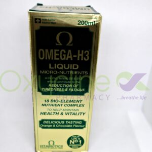 Omega  H-3 Syrup