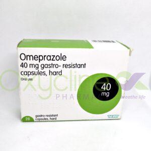 Omeprazole 40mg (Teva) X 28