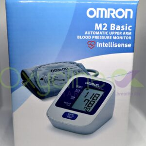 Omoron Bp Monitor M2