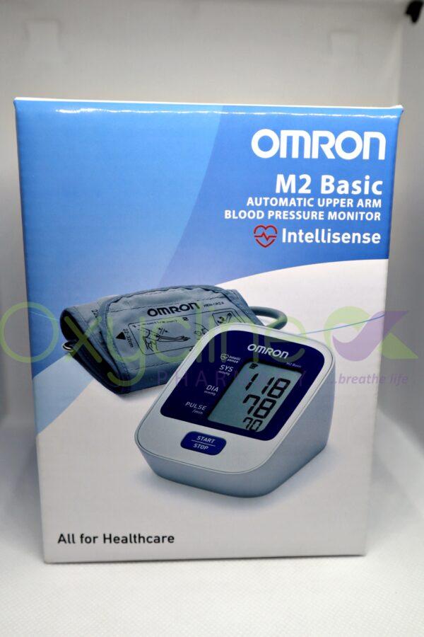 Omoron Bp Monitor M2