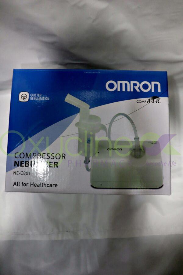 Omron Nebulizer Ne-C801 Adult