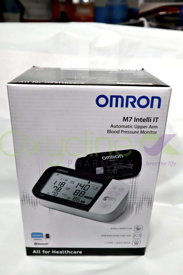 Omron Bp Monitor M7 Comfort