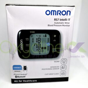 Omron Bp Monitor Rs7