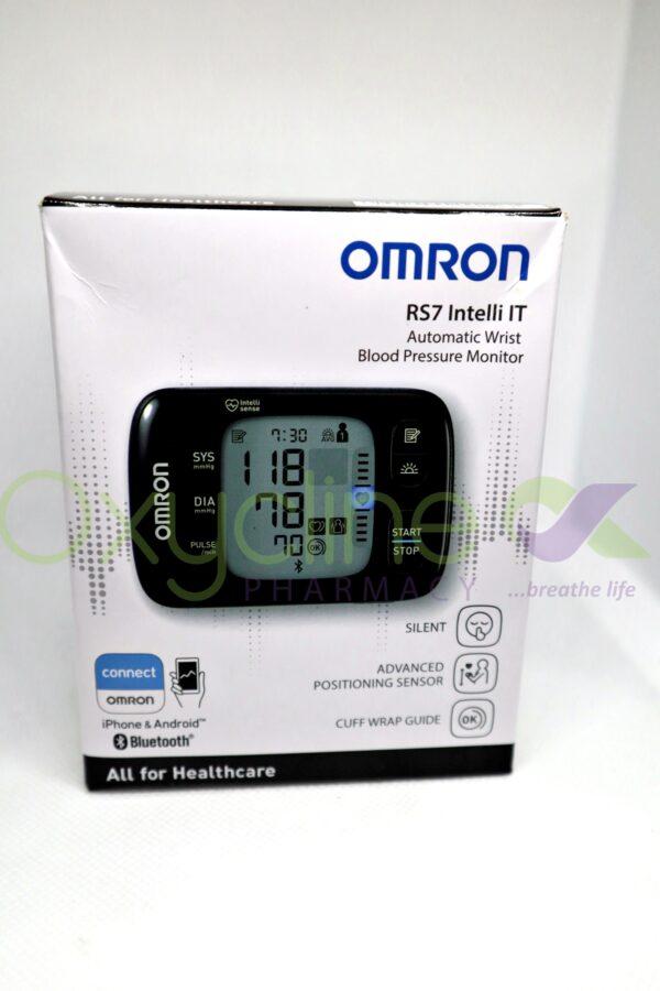 Omron Bp Monitor Rs7