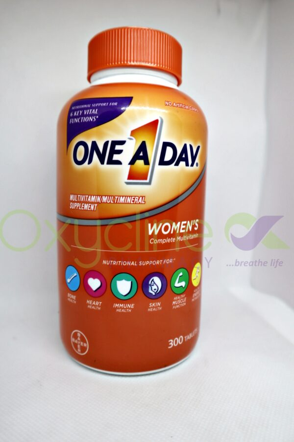 One A Day Woman