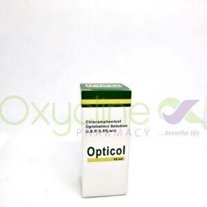 Opticol Eye Drops