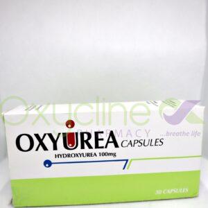 Oxyurea (Hydroxyurea)100mg X 30