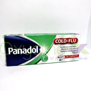 Panadol Cold & Flu X24tabs