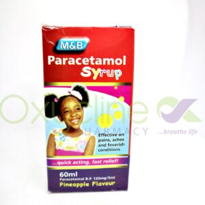 Paracetamol (M&B) Syr 60ml