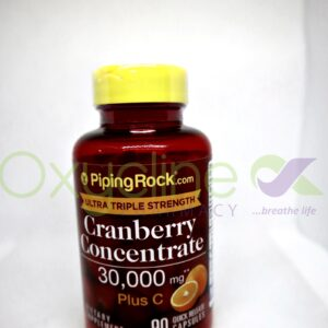 Piping Rock Craneberry 30000mcg