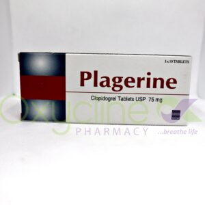 Plagerine 75mg Tabs X10