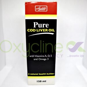 Pure Cod Liver Oil Syrup 150ml
