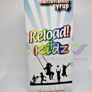 Reload 4 Kidz Syrup
