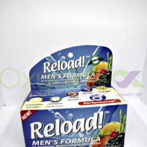 Reload Mens Formula Tabs X30