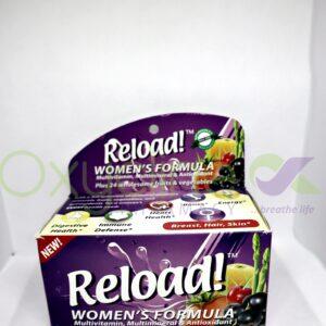 Reload Women Formula 50+  X90