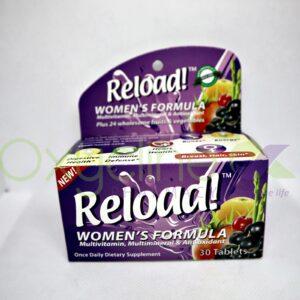 Reload Womens Formula X 30