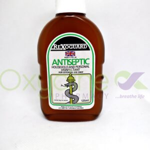 Rexoguard Antiseptic 125ml