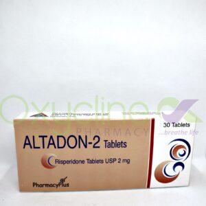 Risperidone-2 Tablet