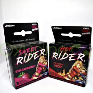 Rough Rider Condom X 3