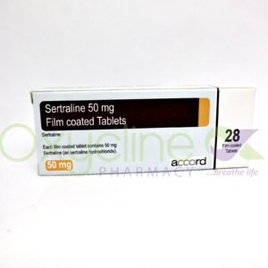Sertraline 50mg Accord