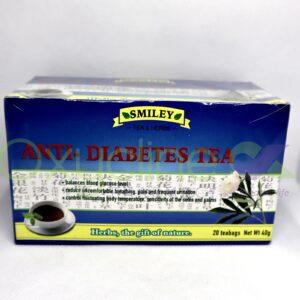 Smiley Diabetic Tea