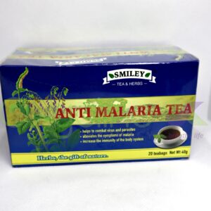 Smiley Malaria Tea