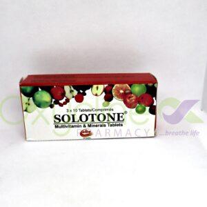 Solotone Tabs X30