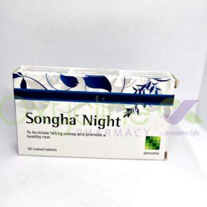 Songha Night Tabs X30
