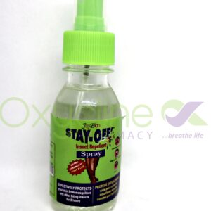 Stay Off Insect Repellant E/S 100ml Pray (Green)