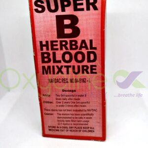 Super B Herbal Blood Syr 200ml