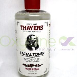 Thiayers Witch Hazel Cleanser