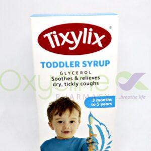 Tixlylix Toddler Syrup