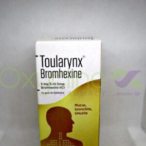 Toularynx Bromhexine Syrup