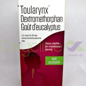 Toularynx Dextromethorphan