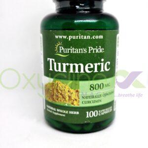 Turmeric 800mg Puritan's Pride