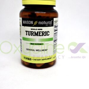 Turmeric Mason