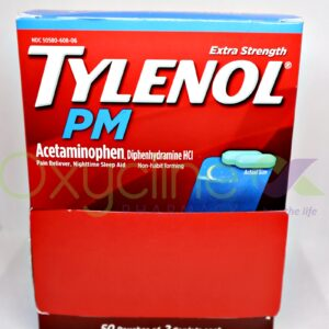 Tylenol Pm Pouch Of 2