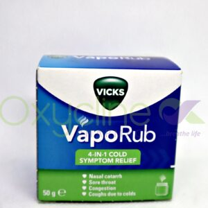 Vicks Vaporub 4-In-1