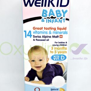 Wellkid Baby & Infant Syrup 150ml