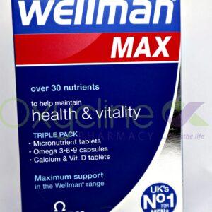 Wellman Max X84 Tabs