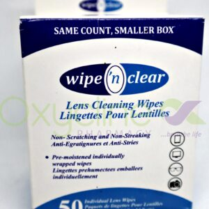 Wipe N Clear Lens Wipes