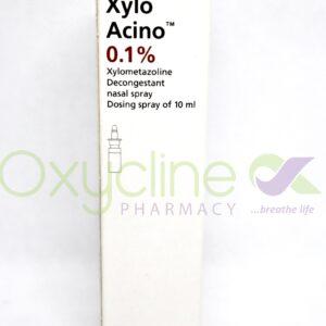 Xylo-Acino Nasal Spray 0.1% 10ml (Adult)