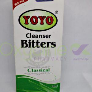 Yoyo Bitter Syr 200ml