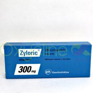 Zyloric 300mg X28 Allopurinol