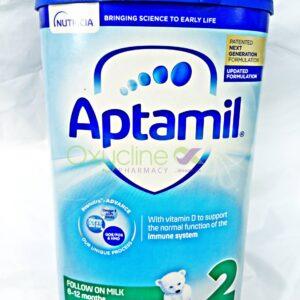 Aptamil Follow Up6-12Mnths Uk
