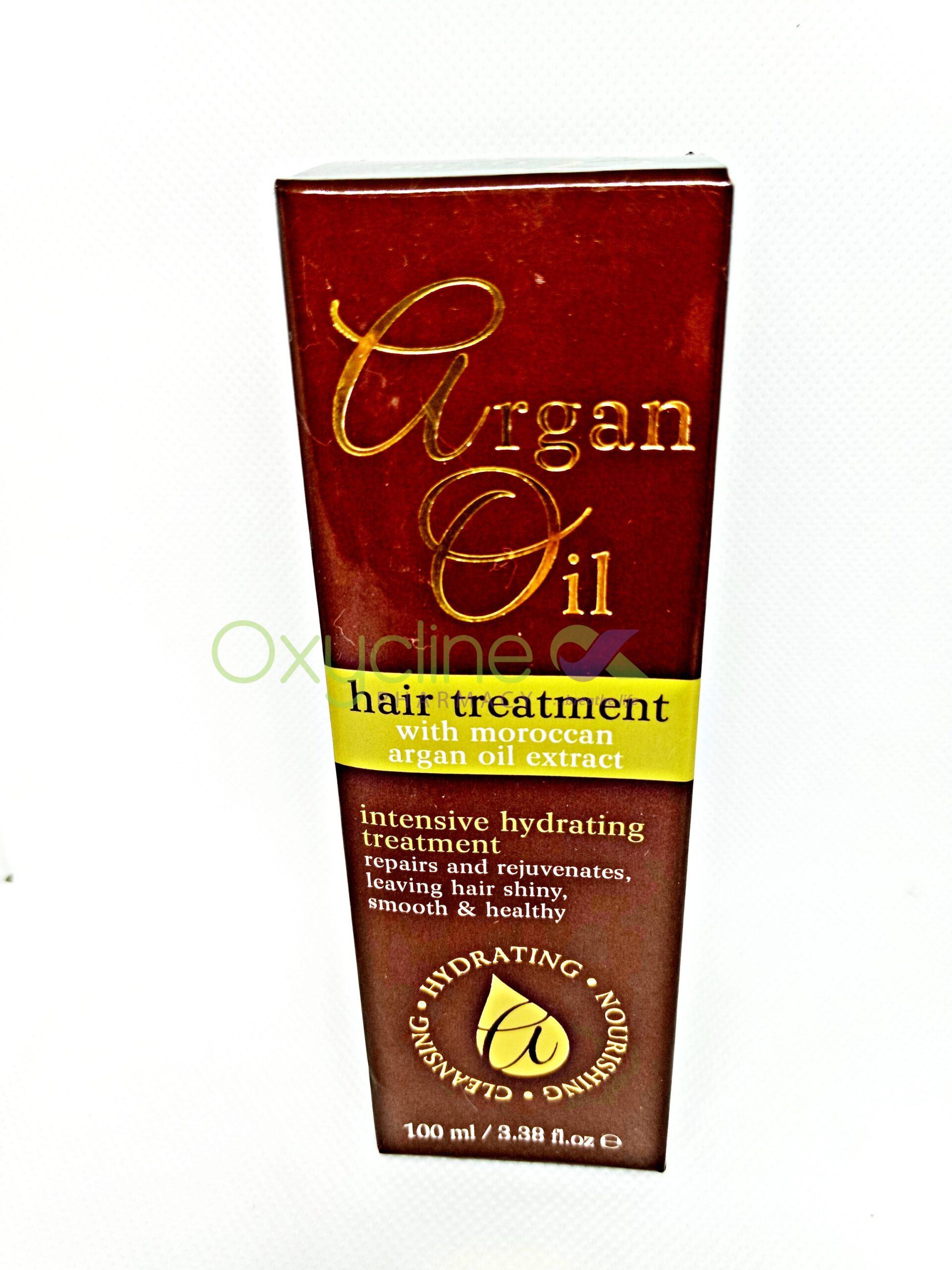 Argan Oil Hair Treatment Oil