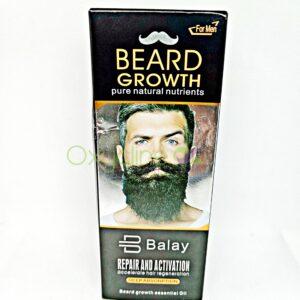 Beard Growth Balay For Men