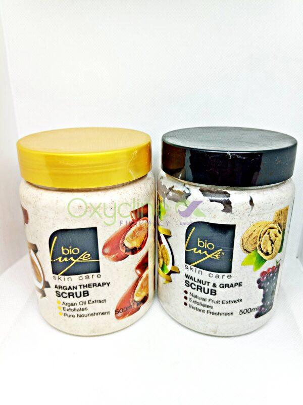 Bio Luxe Skin Care Scrub