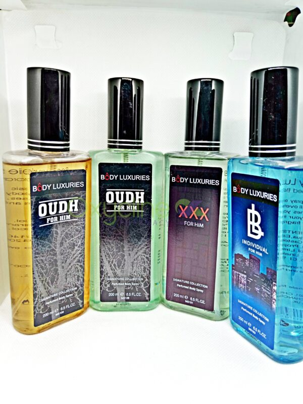 Body Luxuries Spray For Men
